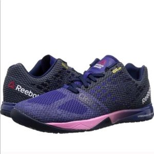 Reebok Shoes - CrossFit nano Reebok shoes exercise